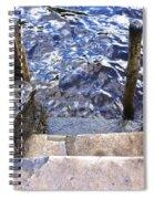Watch Your Step Spiral Notebook