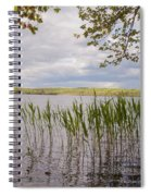 Watchaug Pond Spiral Notebook