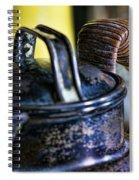 Watched Pot Spiral Notebook