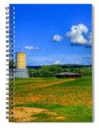 Watchful Hawk Spiral Notebook