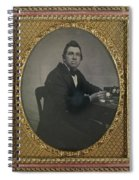 Watchmaker, C1850 Spiral Notebook