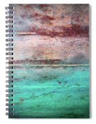 Water And Sky Spiral Notebook