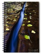 Water And Stone Spiral Notebook