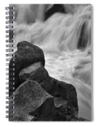 Water And Stone Nigel Creek 2 Spiral Notebook