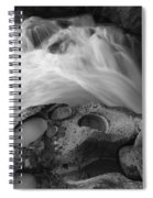 Water And Stone Nigel Creek 7 Spiral Notebook
