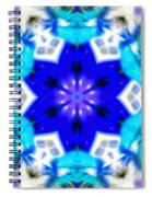 Water Birth Spiral Notebook
