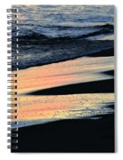 Water Colors .. Spiral Notebook