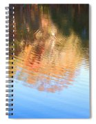 Water Colors Spiral Notebook