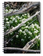 Water Cress Spiral Notebook