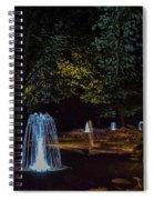Water Dance Ll Spiral Notebook