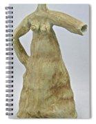 Water Dress Spiral Notebook