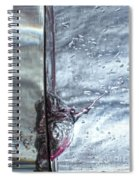 Water Drops Abstract2 Spiral Notebook