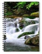 Water Fall 2 Spiral Notebook