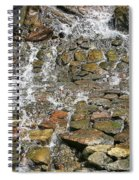 Water From A Stone Spiral Notebook