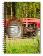 Water Gardening Spiral Notebook