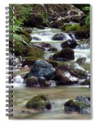 Water Spiral Notebook