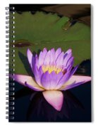 Water Lilies Monet Spiral Notebook
