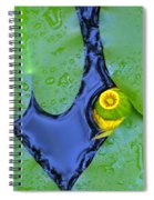 Water Plants 3 Spiral Notebook