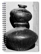 Water Pots Spiral Notebook