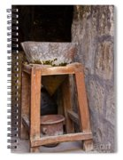 Water Purification In Arequipa Spiral Notebook