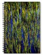 Water Reeds Spiral Notebook