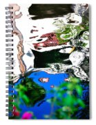 Water Reflection 29354 Spiral Notebook