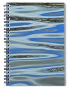 Water Reflections 2 Spiral Notebook
