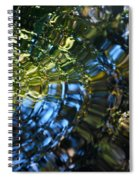 Water Reflections 4 Spiral Notebook