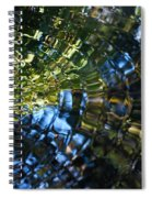 Water Reflections 5 Spiral Notebook