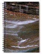 Water Slide Spiral Notebook