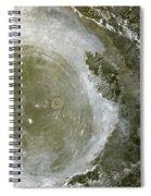 Water Spout 2 Spiral Notebook
