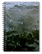 Water Spout 3 Spiral Notebook