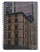 Water Towers Feed The Nyc Buildings Spiral Notebook