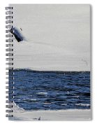 Water Trail Spiral Notebook