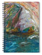 Water Water Everywhere - Section Spiral Notebook