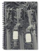 Water Water Water Spiral Notebook