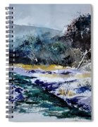 Watercolor 212103 Spiral Notebook