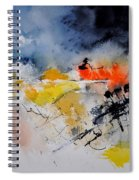 Watercolor 212132 Spiral Notebook