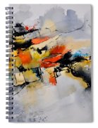 Watercolor 212142 Spiral Notebook