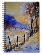Watercolor 311017 Spiral Notebook