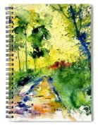 Watercolor 318012 Spiral Notebook