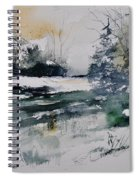 Watercolor 411072 Spiral Notebook