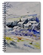 Watercolor 413010 Spiral Notebook