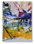 Watercolor 413050 Spiral Notebook