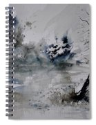 Watercolor 413052 Spiral Notebook