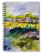 Watercolor 414022 Spiral Notebook