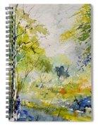 Watercolor 414061 Spiral Notebook