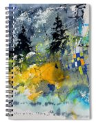 Watercolor 414062 Spiral Notebook