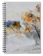 Watercolor 418022 Spiral Notebook