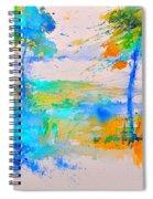 Watercolor 45314012 Spiral Notebook